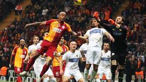 Galatasaray ile Ankaragücü 98. randevuda