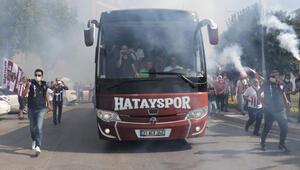 Hatayspor Süper Lige çok yakın