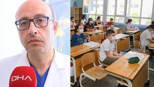 Bilim Kurulu Üyesi Levent Yamanelden okullar için dikkat çeken öneri