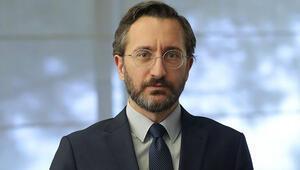 İletişim Başkanı Altundan, Ayasofya açıklaması