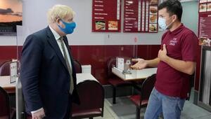 İngiltere Başbakanı Johnsondan Türk işletmeye ziyaret