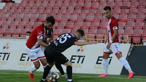 Ekol Hastanesi Balıkesirspor 2-0 Eskişehirspor
