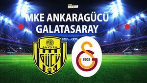 MKE Ankaragücü Galatasaray maçı ne zaman saat kaçta hangi kanalda