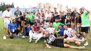 Hatayspor Süper Ligde mücadele eden 73. takım olacak