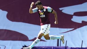 Aston Villaya galibiyeti Trezeguet getirdi