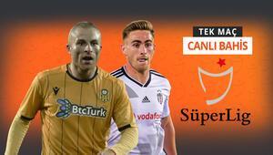 Beşiktaş 6 eksikle Malatya deplasmanında Kazanırlarsa iddaa oranı...