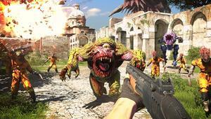 Serious Sam 4: Planet Badass için ilk fragman yayında