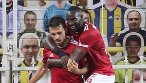 Sivassporda Emre Kılınç 6 maçlık gol orucunu bozdu