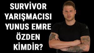 Survivor 2020 yarışmacısı Yunus Emre Özden kimdir