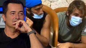Survivor finalistleri Barış, Yasin ve Cemal Can Acun Ilıcalının uçağı ile Türkiyeye döndü. Cemal Candan ünlü sunucuya şaşırtan soru