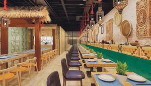 Beyaz duvarları, düz sıvaları unutun Bu yıl restoranlar böyle olacak