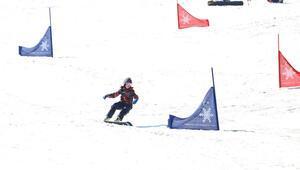 Erciyes dört mevsim kayak keyfi yaşatıyor