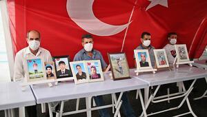 HDP önündeki eylemde 315inci gün