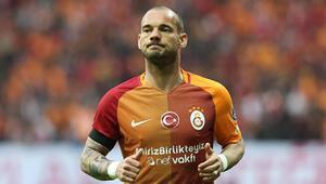 Sneijder geri dönüyor İşte yeni takımı