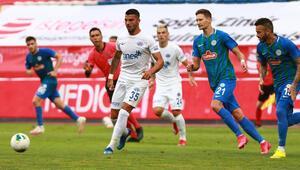 Kasımpaşa 2-0 Çaykur Rizespor (Maçın özeti ve golleri)