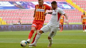 Kayserispor 1-1 Gaziantep FK | (MAÇIN ÖZETİ VE GOLLERİ)