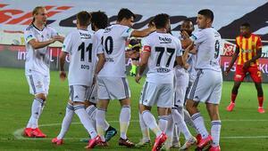 Yeni Malatyaspor 0-1 Beşiktaş | Maçın özeti ve golleri