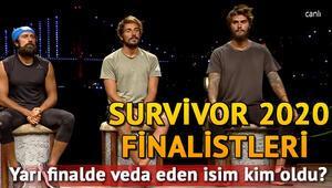 Survivor finaline kalan iki isim belli oldu