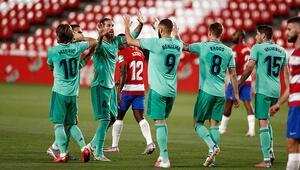 Granada 1-2 Real Madrid