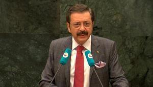 TOBB Başkanı Hisarcıklıoğlundan 15 Temmuz Demokrasi ve Milli Birlik Günü mesajı