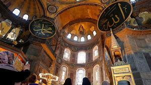 Son dakika haberler: Din İşleri Yüksek Kurulundan Ayasofya açıklaması