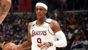Los Angeles Lakersta Rajon Rondo şoku 6-8 hafta...