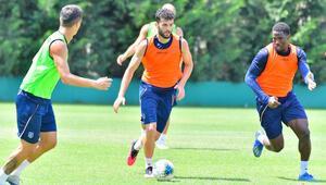 Başakşehirde Kayserispor maçı hazırlıkları başladı
