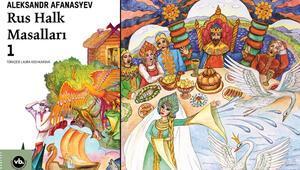 Aleksandr Afanasyev ilk kez Türk okuruyla buluşuyor