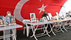HDP önündeki eylemde 316ncı gün; aile sayısı 138 oldu