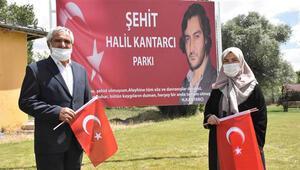 15 Temmuz şehidi Halil Kantarcı, Sivas'ta anıldı