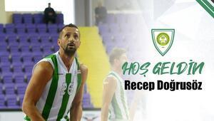 Recep Doğrusöz, Manisa Büyükşehir Belediyesporda