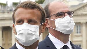 Son dakika: Emmanuel Macron zorunlu maske uygulaması getiriyor