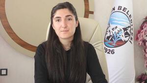 HDPli Diyadin Belediye Başkanı Betül Yaşar tutuklandı