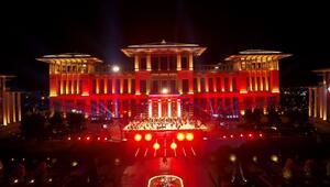 Cumhurbaşkanlığı Külliyesinde 15 Temmuza özel konser Fahir Atakoğlunun eseri ilk kez dinleyiciyle buluştu