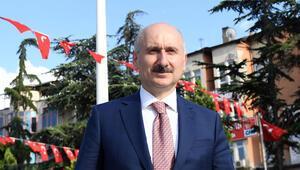 Bakan Karaismailoğlu, Ankara Garında gençlerle buluştu