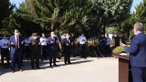 Kiliste 15 Temmuz için şehitlikte tören düzenlendi