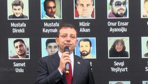 İBB önünde 15 Temmuz şehitleri için anma töreni düzenlendi