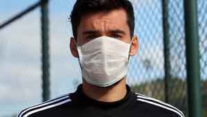 Son Dakika   Beşiktaşta Umut Nayir koronavirüsü yendi ama sezonu kapattı