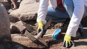 Fransız arkeologlar Suriyenin doğusunda gizli kazı yapıyor