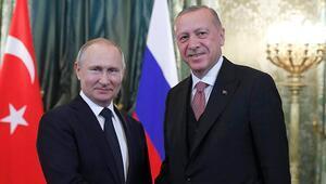 Kremlin duyurdu: Erdoğan ve Putin uçuşların başlatılmasına ilişkin müzakere talimatı verdi