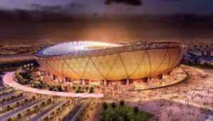 2022 FIFA Dünya Kupasının final stadyumu açıklandı Lusail...