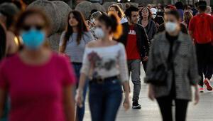 İspanyada korkutan artış