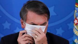 Son dakika haberi: Brezilya Devlet Başkanı Bolsonaro ikinci kez koronavirüs pozitif