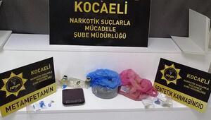 İzmit'te torbacı operasyonu: 3 gözaltı