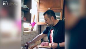 Ata Demirer mutfakta menemenin püf noktalarını anlattı