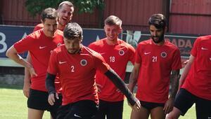 Gençlerbirliği, Sivasspor hazırlıklarına devam ediyor