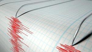 Son dakika haberi: İzmirde 4.1 büyüklüğünde deprem