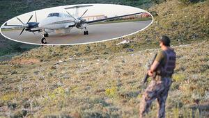 Keşif uçağı Artos Dağı'na düştü... 7 kahraman şehit