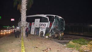 Adanada feci kaza 8 yaralı