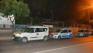Polisin dur ihtarına uymayan ehliyetsiz sürücü 25 kilometre kaçabildi